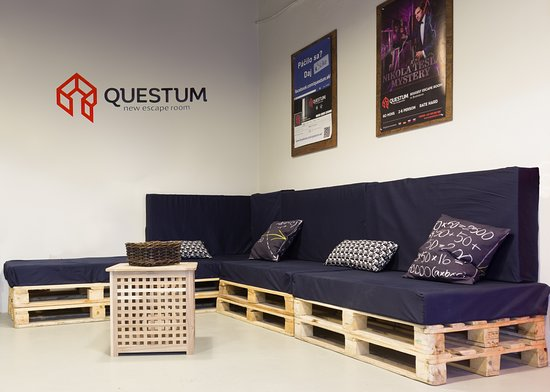QUESTUM - new escape room