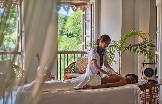 The Spa at Park Hyatt Zanzibar