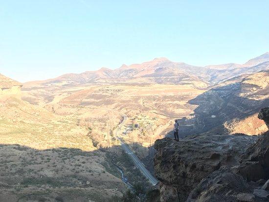 Golden Gate Highlands National Park: Hiking ast Golden gate