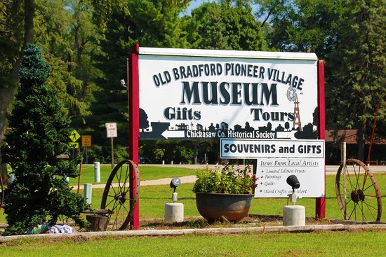 Old Bradford Pioneer Village Museum