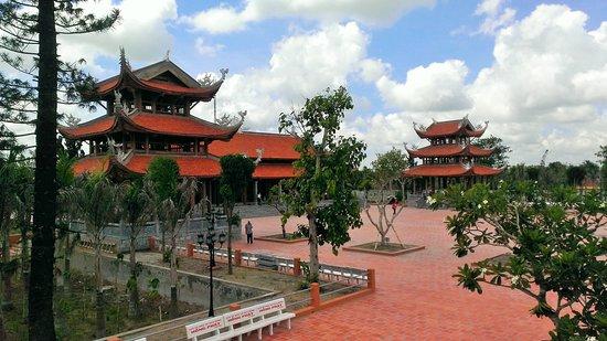 Tam Đảo, Việt Nam: Thiền Viện Trúc Lâm Tây Thiên