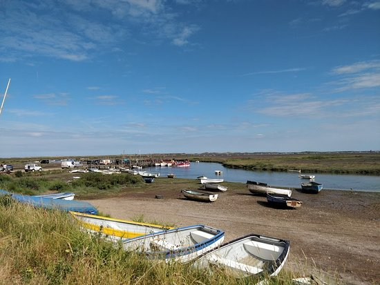 Blakeney National Nature Reserve