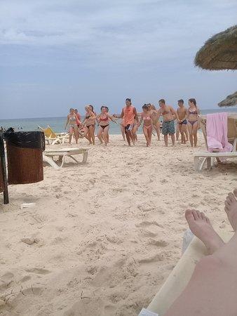 Palmyra Beach Foto