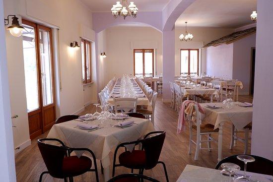 Cosio di Arroscia, Italy: Sala