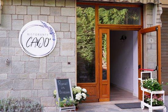 Cosio di Arroscia, Italy: Ingresso