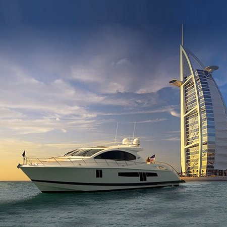Book a luxurious rental yacht in dubai, Offering best services with a reasonable price,