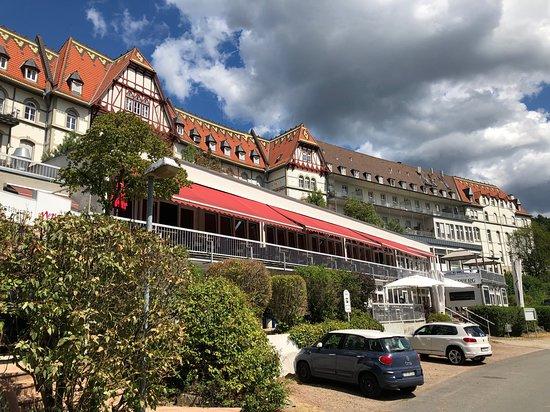 Kelkheim (Taunus), Germany: Zauberberg, nicht nur in der Schweiz bekannt.