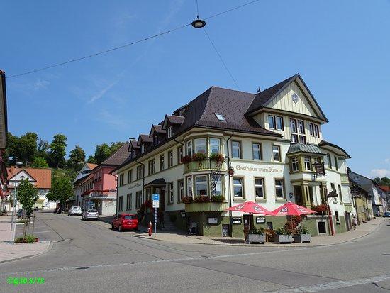 Bonndorf, Germany: Bild August 2018