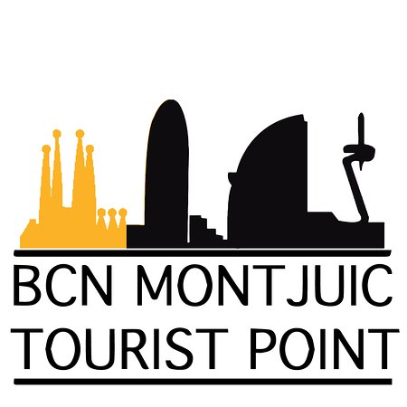 BCN Montjuic Tourist Point