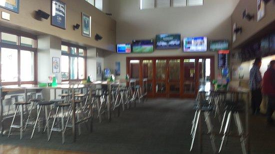 Clocktower Hotel: Inside