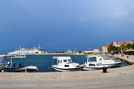Hrvatska Kostajnica, Kroasia: ferry Split-Supetar
