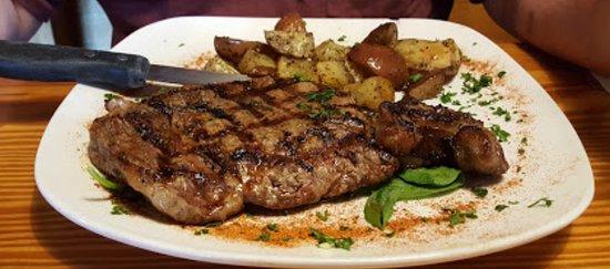 Hayesville, NC: Steak done right!