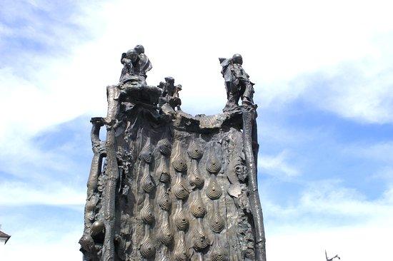 Fontaine de Georges Jeanclos