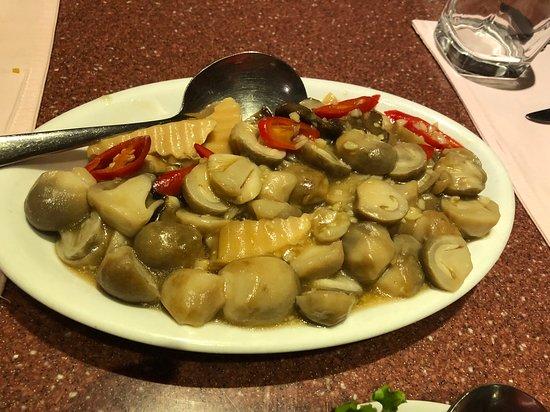Andart Rorm Seafood Restaurant: キノコのソテー