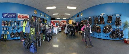 Oviedo, FL: Store Interior