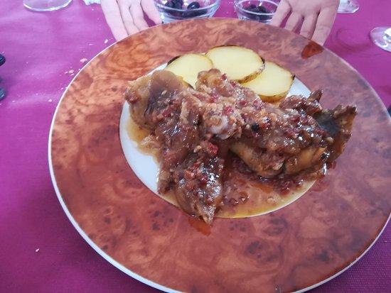 Penarroya de Tastavins, Испания: Restaurante Tastavins