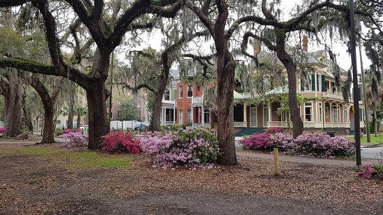 Savannah Historic District: Buildings