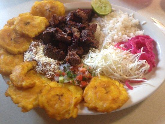 Mount Pleasant, TX: Honduran Carne Asada