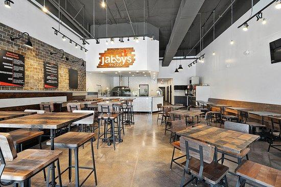 Interiors Picture Of Jabby S Pizza Baton Rouge Tripadvisor