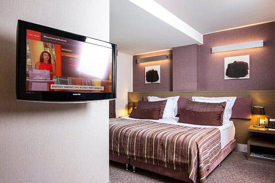 Avantgarde Levent Hotel: GRAND DELUXE ROOM