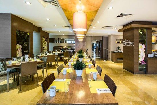 Avantgarde Levent Hotel: Buffet Restaurant