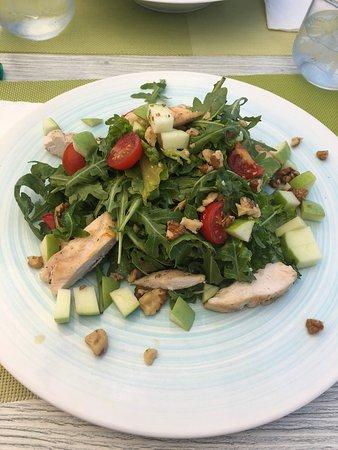 Alex's Restaurant: salade caesar
