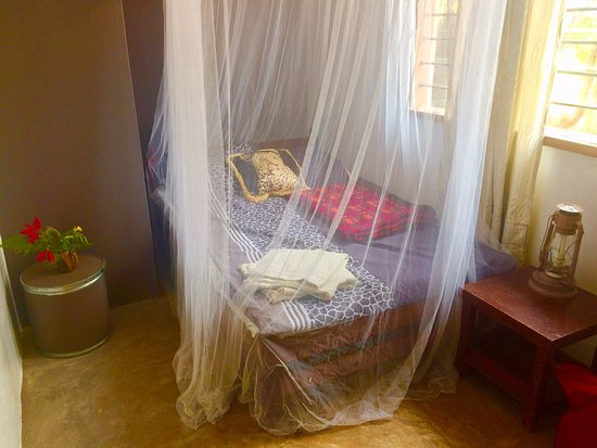 Oloitokitok, Kenya: N'Gaissi Complex Small Room with a Double Bed for $23 per night.