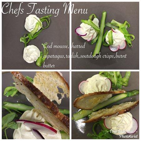 Ingatestone, UK: Chefs Tasting Menu