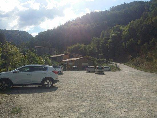 Fabbriche di Vallico, Italia: Ristorante da Sandra