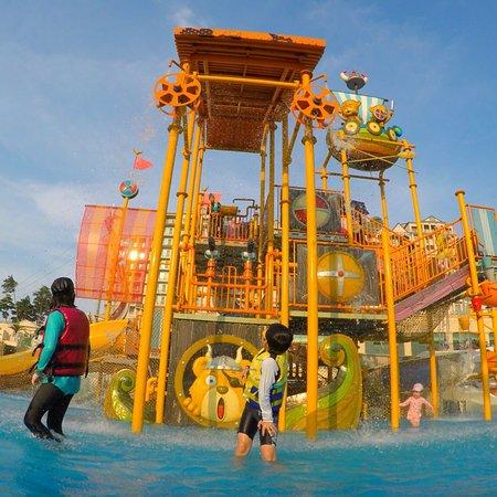 Tedin Water Park