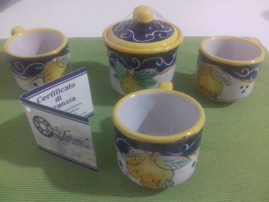 Ceramiche S. Falcone