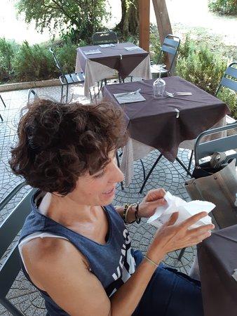 Sant'Egidio, Italien: Claudia
