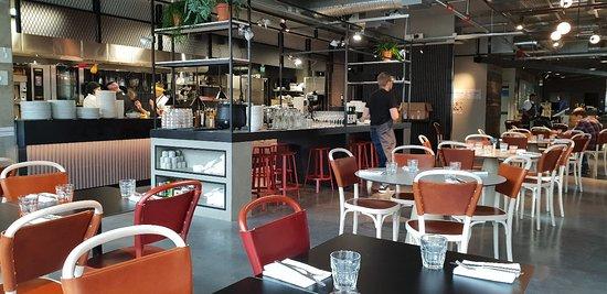 Italian enoteca and pizzeria in the heart of Helsinki