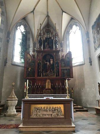 Katholische Pfarrkirche Sankt Johann Baptist