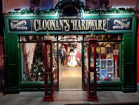 Tullamore, Ireland: Christmas at Cloonans