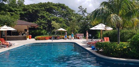 El Jobo, Κόστα Ρίκα: Upper Pool