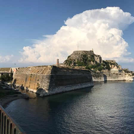 Old Fortress Corfu: photo0.jpg