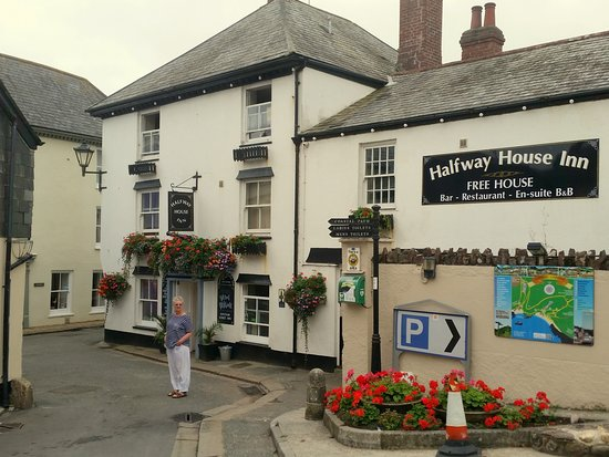 Kingsand, UK: Halfway House Inn