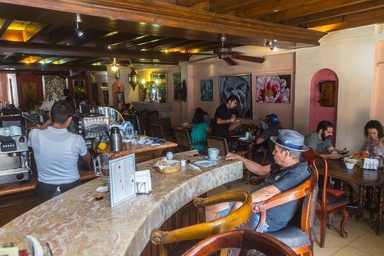 Cafe Monet: tragos