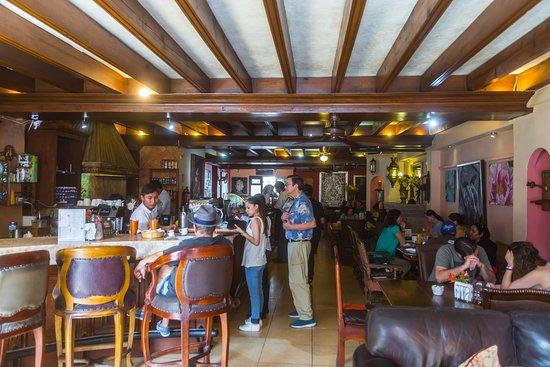 Cafe Monet: nuestro recinto