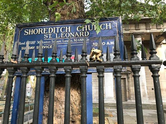 St Leonard's Church, Shoreditch