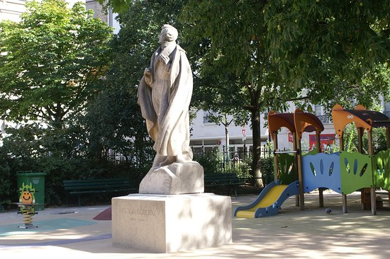 Statue de Berlioz