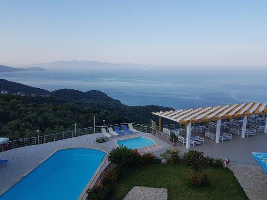 Lukove, Αλβανία: Hotel Vila Kafe
