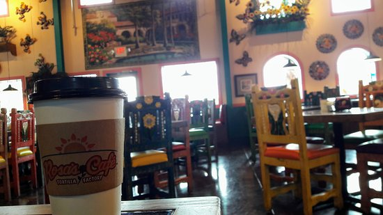 Rosa's Cafe & Tortilla Factory Photo