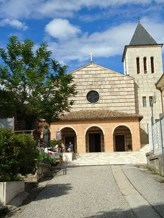 Santuario di Santa Filippa Mareri