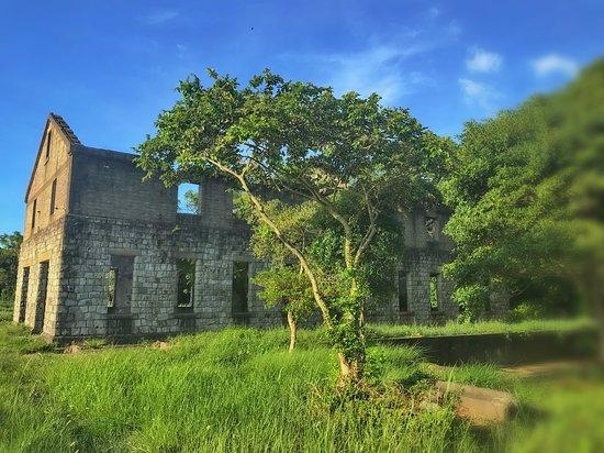 Katashima Torpedo Base Ruin