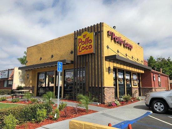 El Pollo Loco in NAtional CIty , CA