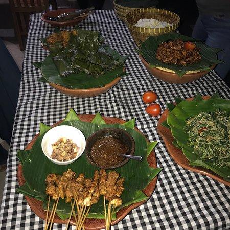 Clase de cocina tradicional balinesa...
