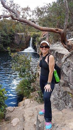 Cachoeira de São Bento Foto