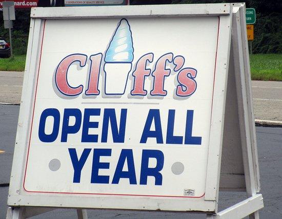 Cliff's Homemade Ice Cream